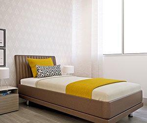 枕-方角-風水-意味-北枕で寝るとどうなる-枕の向き-運勢-寝室画像