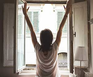 朝スッキリ目覚めるための習慣-画像
