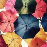 水を弾かない傘を復活させる方法