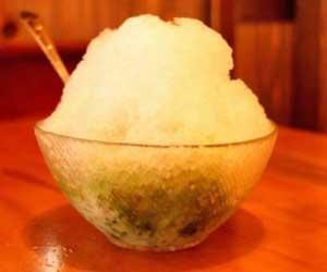 かき氷-シロップ-簡単-手作り-黒蜜-練乳-作り方-画像